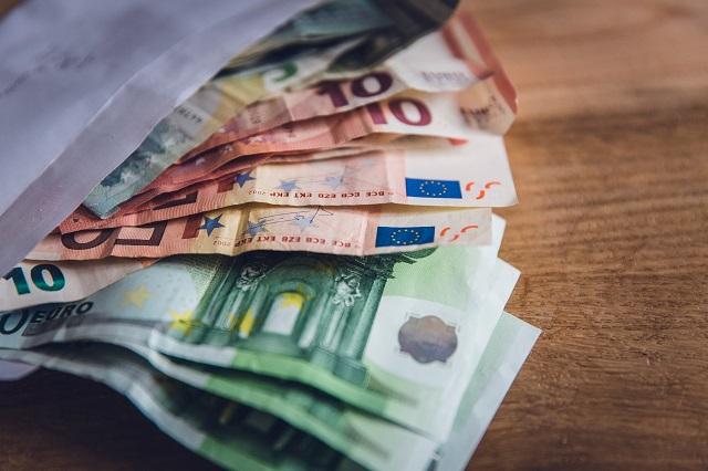 Pieniądze z koperty